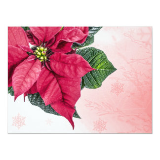 CUSTOMIZEABLE CHRISTMAS HOLIDAY INVITATION ~