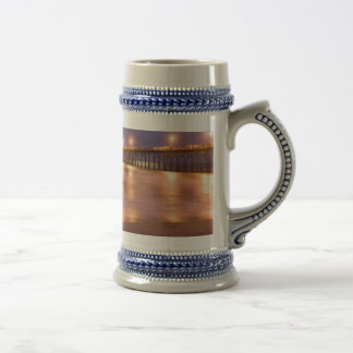 Customized Beer Stein for Fathers Day 18 Oz Beer Stein