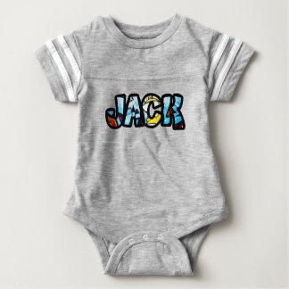 Customized body you drink Jack Baby Bodysuit
