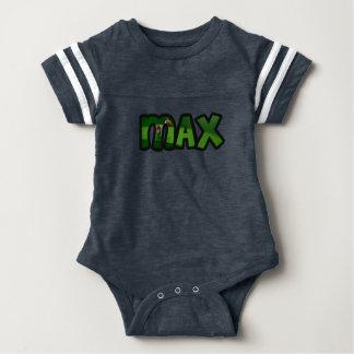 Customized body you drink Max Baby Bodysuit