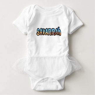 Customized body you drink Savannah Baby Bodysuit