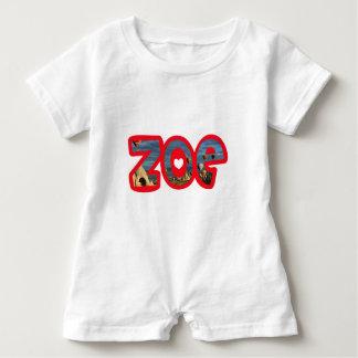 Customized body you drink Zoe Baby Bodysuit
