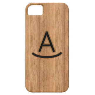 Customized Brand Rocking A Wood Iphone Cover Case For The iPhone 5