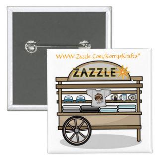 Customized Cart Button For Korrys Krafts (Sample)