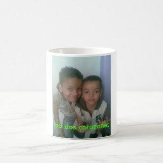 customized cup basic white mug
