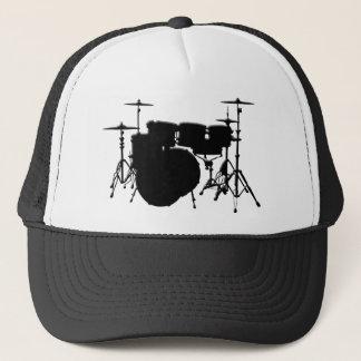 Customized Drum Set Trucker Hat
