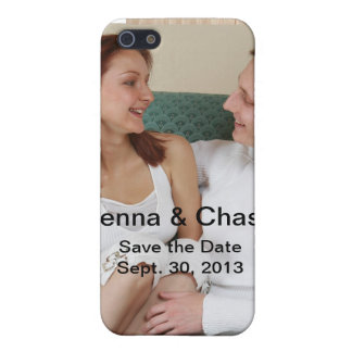 Customized Engagement I-Phone Case iPhone 5 Cover