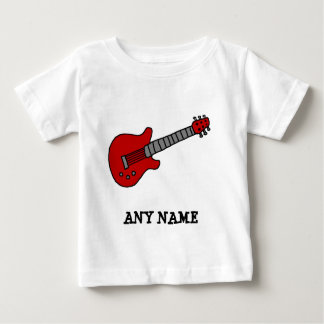 Customized Guitar Shirt for Boys or Girls
