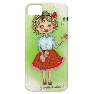 Customized housings barely there iPhone 5 case