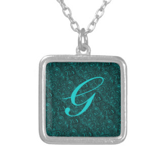Customized Initial Personalized Name Retro Vintage Custom Jewelry