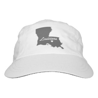 Customized Love Louisiana Love Baton Rouge Hat