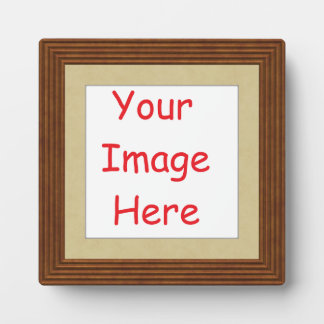 Customized personalized printed frame picture -