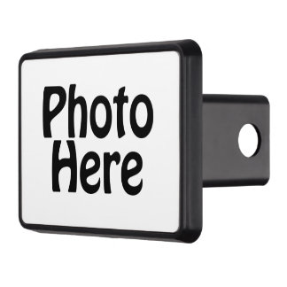 Customized Photo Trailer Hitch Cover
