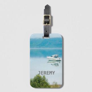 Customized Serenity  Destination Luggage Tag