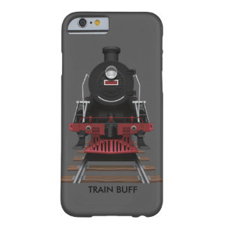 Customized Train Engine Vintage Railroad Any Color Barely There iPhone 6 Case