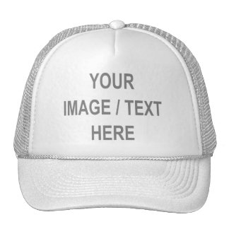 Customized Your Image-Text Here Trucker Hat