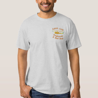 Customized Your Unit Vietnam UH1 Embroidered Shirt