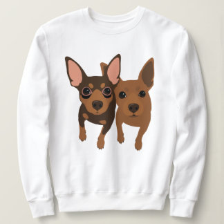 CustomMade Min Pin Sweatshirt