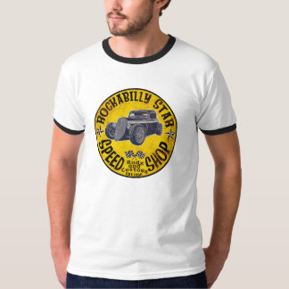 Customs and Hot Rods Shirt