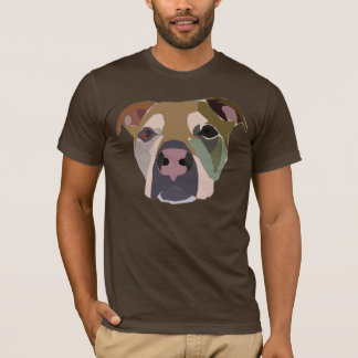 cut and paste dog T-Shirt