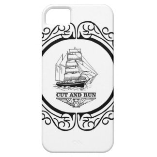 cut and run barely there iPhone 5 case