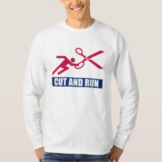 Cut And Run T-Shirt