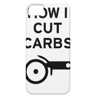 Cut Carbs Case For The iPhone 5