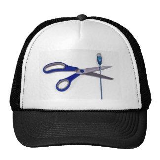 cut communication hats