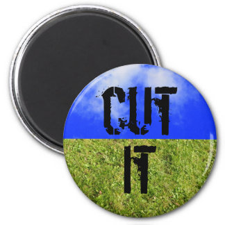 cut it magnet to cut the green
