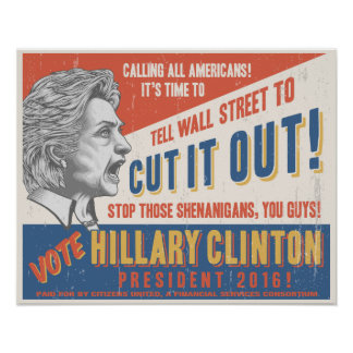 Cut It out! Poster
