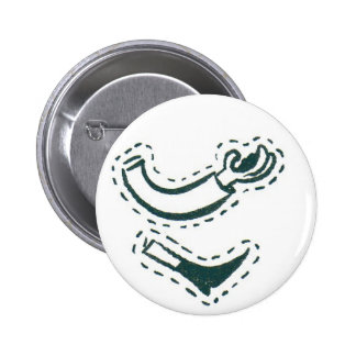 cut outs 6 cm round badge