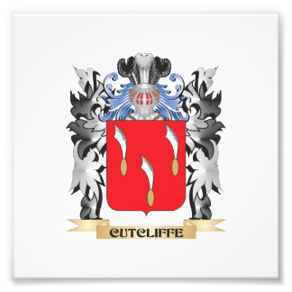 Cutcliffe Coat of Arms - Family Crest Photo