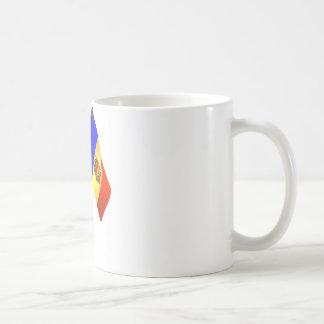 Cute 3D Andorra Coffee Mug