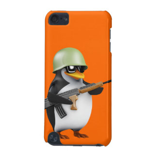 Cute 3d Soldier (editable) iPod Touch 5G Cover