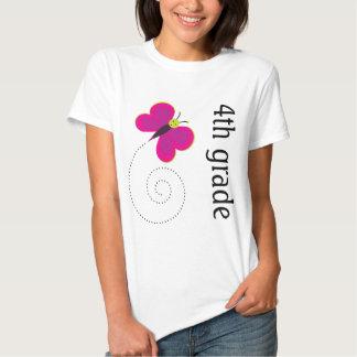 Cute 4th Grade T Shirt