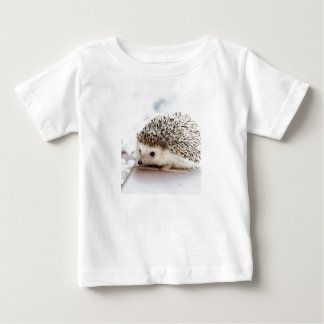 cute adorable baby hedgehog baby T-Shirt