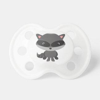 Cute, adorable baby raccoon dummy