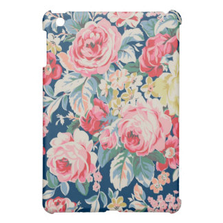 Cute Adorable Modern Blooming Flowers Case For The iPad Mini