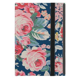 Cute Adorable Modern Blooming Flowers iPad Mini Case
