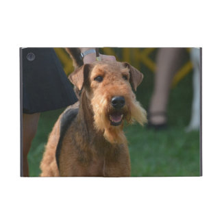 Cute Airedale Terrier Cases For iPad Mini
