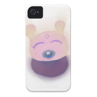 Cute Alien iPhone 4 Case-Mate Case