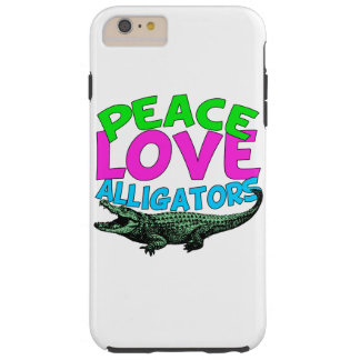 Cute Alligator Tough iPhone 6 Plus Case