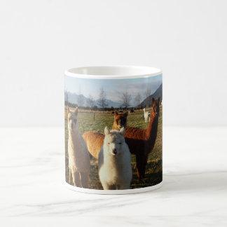 Cute Alpaca Coffee Mug