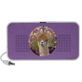 Cute Alpaca Speakers