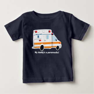 Cute Ambulance T-Shirt - Baby - Toddler - Kids