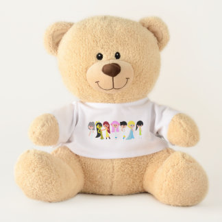 Cute and Adorable Teddy Bear Stuff Toy