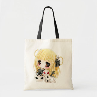 Cute and cool tote bag