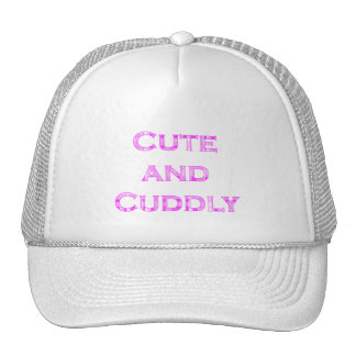 Cute and Cuddly Collection Cap
