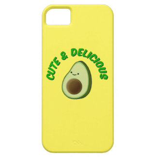 Cute And Delicious Avocado iPhone 5 Cover
