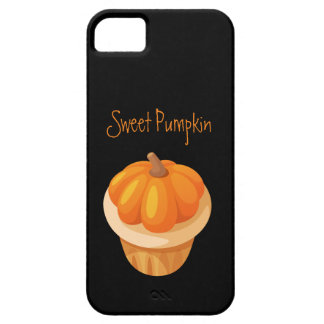 Cute and Fluffy Sweet Pumpkin Muffin Case For The iPhone 5